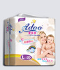 ADOO competitive baby diapers manufacturer/exporter china