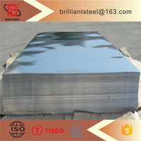 A523 din 1.4305 8k 201 stainless steel sheet