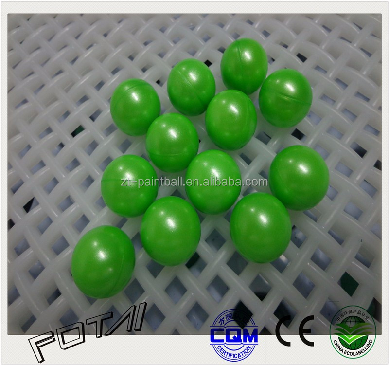 China supplyer of high quality FOTAI paintball balls for tournament
