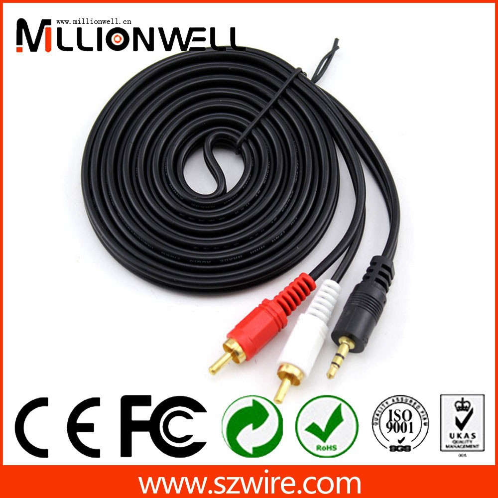Female usb to male rca cable,rca to firewire cable