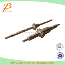 TBI ball screw price/ball head screw