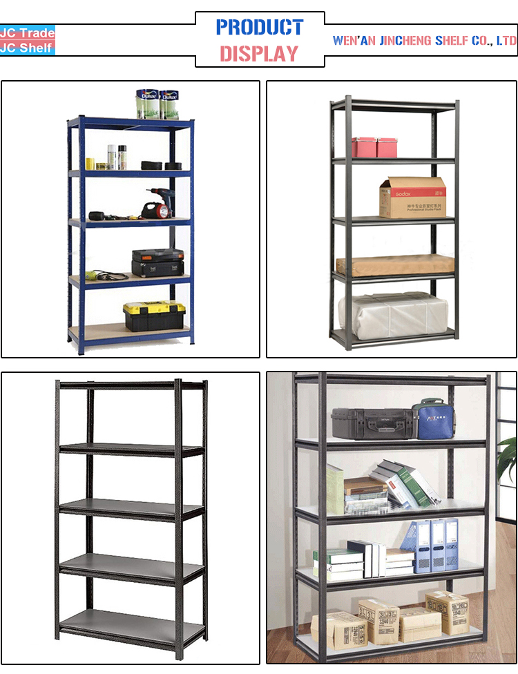 Nice Design and Low Price Metal Storage Shelf For Book