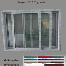 True picture price of house door model and sliding style windows in Thailand