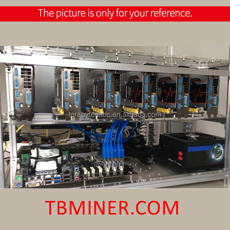 Wholesale price sapphire AMD Graphic Cards consist GPU mining machine for Mining Monroe XMR Currency