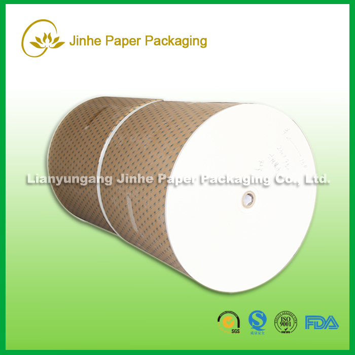 China manufacturer 100% wood pulp paper cup paper