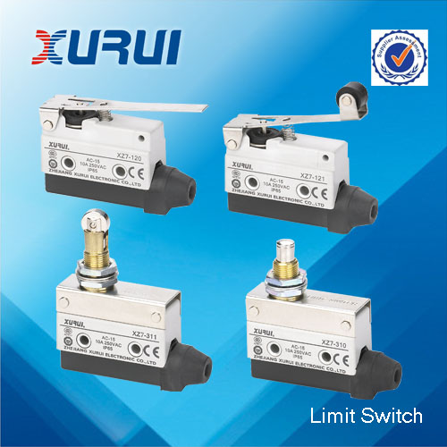 10A/250VAC CE&RoHS cross limit switch for gate opener supplier