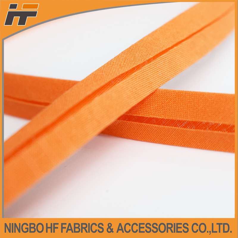 wholesale 100% cotton bias binding tape