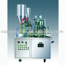 B.GFC Filling & Sealing Machine for double Color Toothpaste