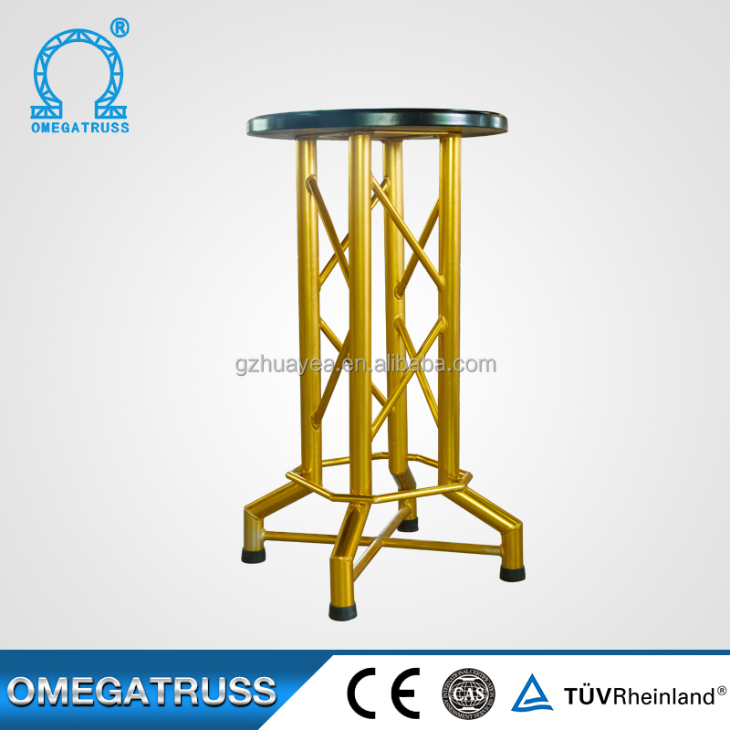 Factory direct wholesale 50x3mm main tube bar stool set