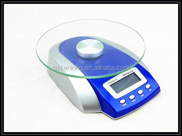 Hairdressing barber shop scales electronic