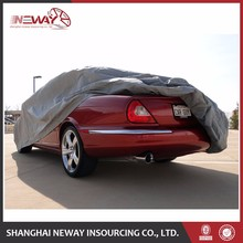 OEM acceptable inflatable non-woven car cover