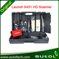 Scanner for Heavy Machinery Launch X431 Heavy Duty Truck Diagnostic Scan Tool