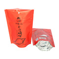 Stand Up Zipper Plastic Granola Packaging Bag