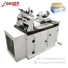Fully Automatic Bath Soap Printing Stamping Machine Toilet Soap Making Machine Prices For Sale