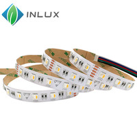 DC24V SMD 5050RGBW 60leds/m IP67 addressable tv back palm tree letters smart pixel rgb led strip lights