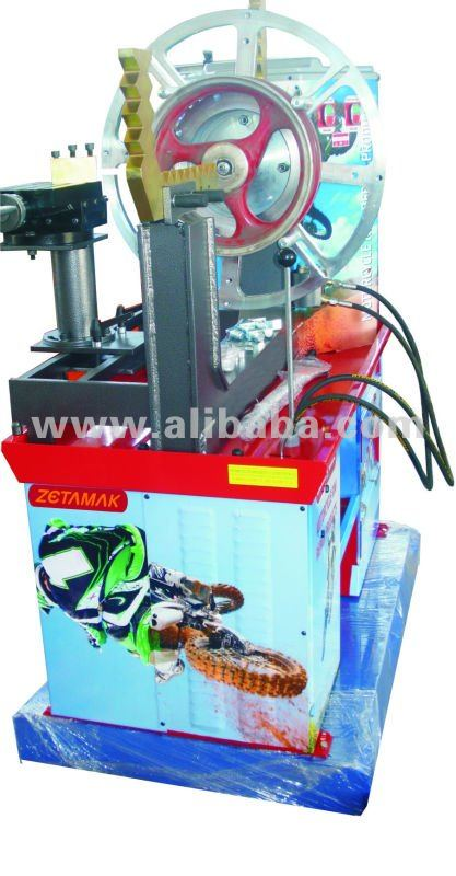 ZETAMAK Rim Repair machine for motorcycle
