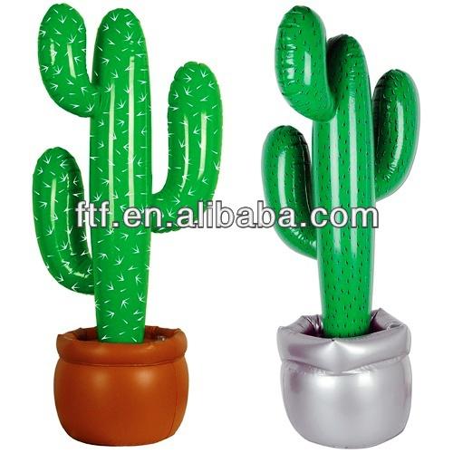 Hei er verkauf aufblasbarer kaktus pvc party deko aufblasbare kaktus werbung luftt nzer produkt - Aufblasbarer kaktus ...
