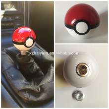 54mm resin Poke Ball Novelty Gear Shift Knob Car Gear Knob