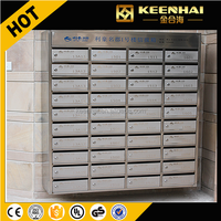 Letter Box Stainless Steel Locking Office Mailboxes Letterbox