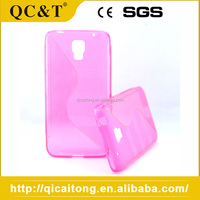2016 New Product S Line Tpu Phone Case For Huawei Y300/U8833