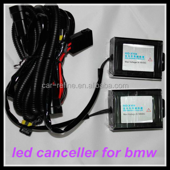 car accessory for bmw hid warning canceller head light xenon lamp error free hid decoder