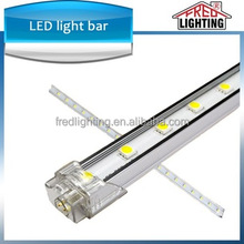 500mm 1000mm super bright rigid led bar 24v 5050 led cabinet light with 3 years warranty
