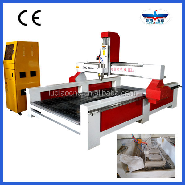 Large feed height cnc router machine for foam EPS styrofoam engraving/foam mold making