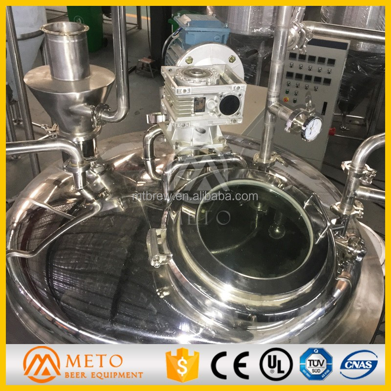 500L beer production equipment