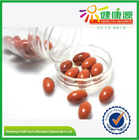 China supplier Antioxidant co Q10 softgel capsule for women 400mg