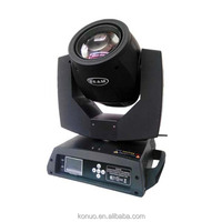 Touch screen 230W sharpy 7r beam moving head moving head light 16prism stage beam light