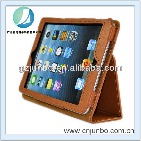 2017 new leather case phone accessories tablet case for ipad air