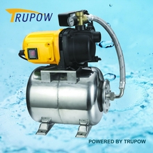 Household Self-priming Jet Water Pressure Pump With 19L Tank