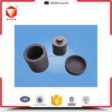 Quality first good-hardness graphite crucibles for melting cast iron
