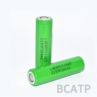 Original Authentic LG 18650 MJ1 3.7V 3500mah 10A Discharge Li-ion Battery For Battery Operated Toy Car