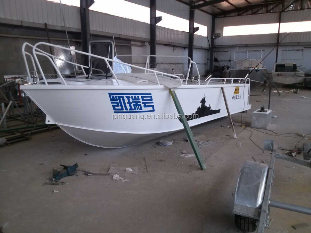 Welded aluminum boat building small row boat plans free for Used aluminum fishing boats