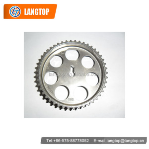 Factory customized metal powder automobile diesel engine parts timing gear