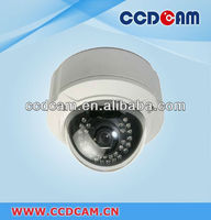 HD 960P Real Time IP Dome Vandalproof security web reversing camera