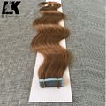 tape in hair extensions skin weft hair factory suppliers