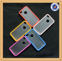 TPU+PC mobile phone case for iphone 4