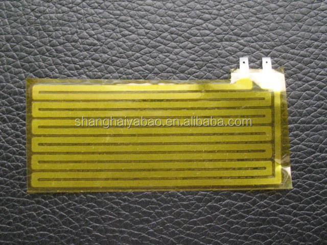 Polyimide electric heating element extruder for kettle