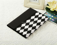 Hot Selling Sublimation leather cover case for ipad air