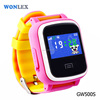 WONLEX 2016 CE/RoHS 3g Fitness Smart Watch with GPS/LBS/WIFI/Bluetooth/Tracker/Touch Screen For Kids