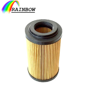 Durable auto 112 180 23 09  truck oil filter elements for MERCEDES-BENZ