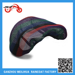 Motorcycle Supplies Promotional Waterproof Breathable Heat Proof Ventilated 3D Mesh Motorcycle Seat Cover