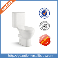 Hot sale africa and mid east wash down toilet wc