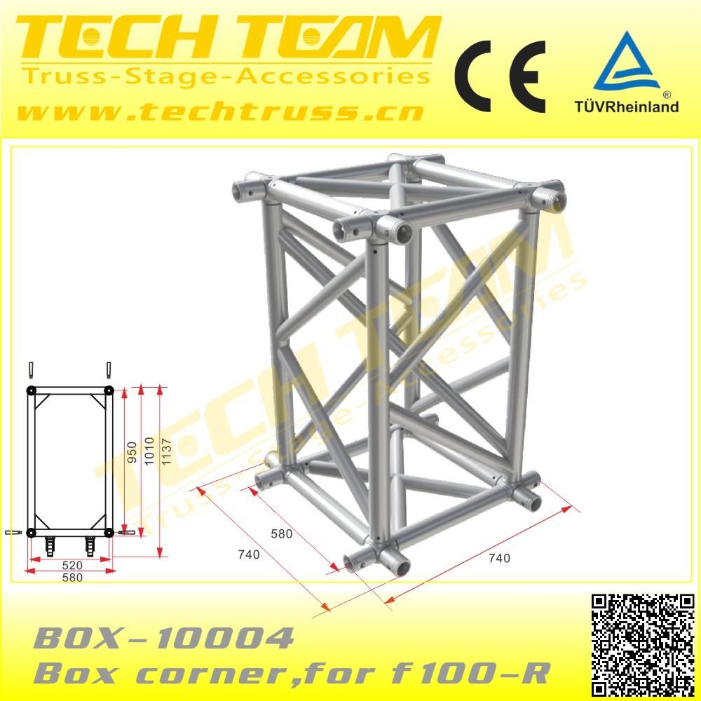 Big stage lighting truss concert stage roof truss buy for Buy truss