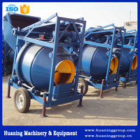 Hot Sale Portable Used Ladder Concrete Mixer Machine