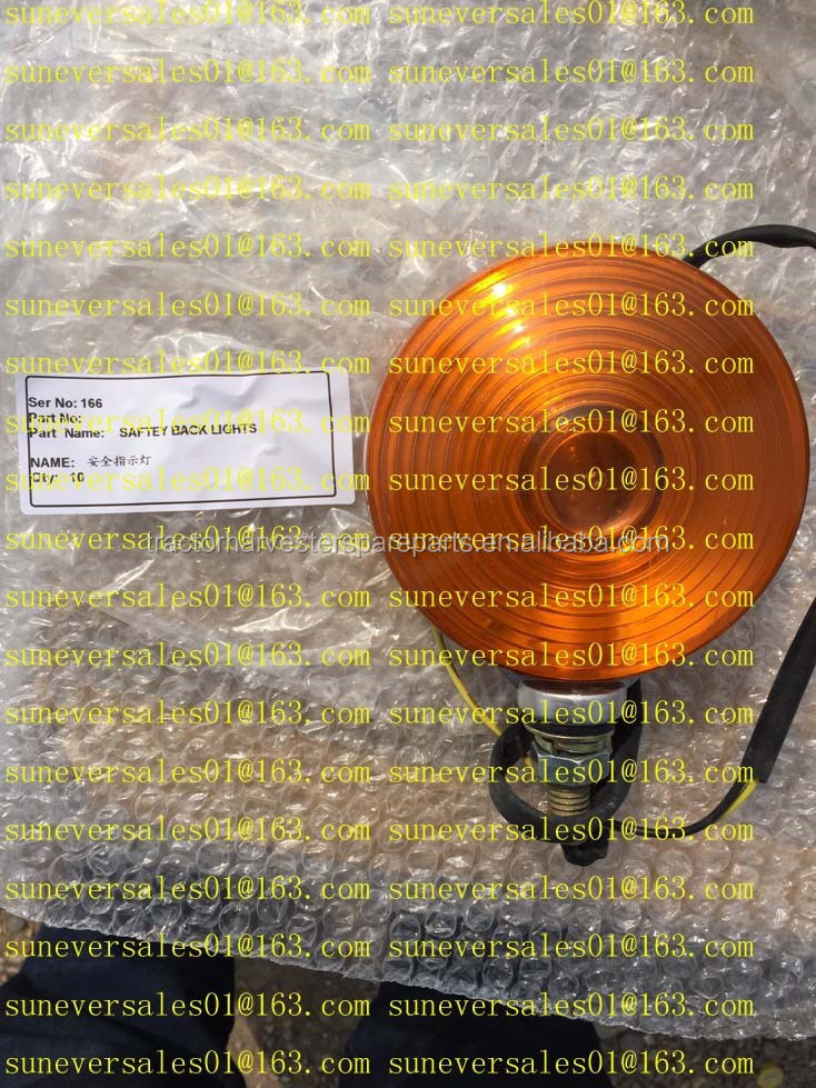 Safty Back Light Jinma 254 354 454 Jinma Tractor Parts