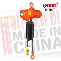 1 ton KITO type electric puller, cargo lift, electric chain hoist