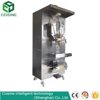 Easy control automatic sachet packaging indonesia/auto pouch liquid packing machine